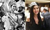 Hoa hậu Hoàn vũ 67 tuổi vẫn trẻ đẹp như thiếu nữ