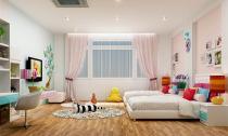 Tư vấn thiết kế cho nhà 1 tầng có diện tích 80m²