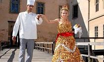 Những chiếc váy cưới kỳ dị nhất hành tinh