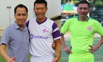 Quang Hà - Bảo Khanh đối đầu Hồng Sơn tại giải 'Footvolley lần thứ nhất'