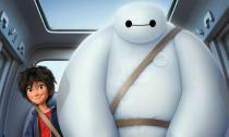 'Big Hero 6' tung đồng loạt 3 poster mới của hai nhân vật chính