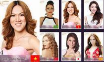 Việt Nam bất ngờ có đại diện thi HH chuyển giới Quốc tế 2014