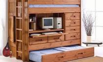 5 mẫu giường đẹp hoàn hảo cho căn hộ mini