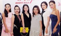 Hoa hậu Bùi Thị Hà lan tỏa niềm vui làm mẹ bằng hoạt động từ thiện