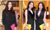 Hoa hậu Thu Hoài 'đụng' túi hàng hiệu với Ngọc Trinh
