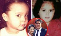 Ảnh thời thơ ấu đáng yêu của cặp 'tiên đồng ngọc nữ' Philippines