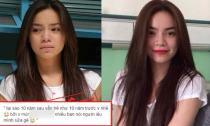 Fans trầm trồ với nhan sắc trẻ hơn 10 năm trước của Hà Hồ