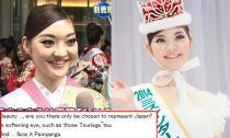 HHQT 2014 kết thúc, đại diện Nhật vẫn bị 'mổ xẻ' vì quá xấu