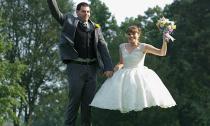 Bật cười với những bức ảnh cưới trùng hợp ngẫu nhiên