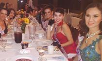 Cựu mẫu Diễm Kyly tự tin trước thềm chung kết Mrs.World