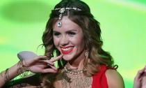 Hoa hậu Trái đất Nga 2014 bị chê mặt nhăn nhúm, cằm nhọn bất thường