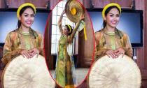 Miss World 2014: Nguyễn Thị Loan tỏa sáng với màn múa nón quai thao