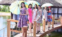 Hoa hậu Việt Nam 2014 khởi động vòng Chung kết