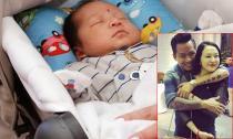 Vợ chồng Tuấn Hưng tổ chức đầy tháng 'tưng bừng' cho con trai