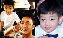 Subeo được khen ngày càng đẹp trai hơn bố Cường Đô la