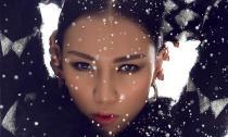 Diệu Huyền đẹp ma mị dưới trời tuyết