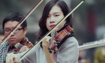 'Đã tai' với dự án nhạc giao hưởng flashmob trên đường phố