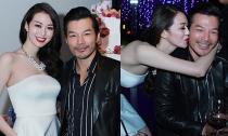 Khánh My bất ngờ hôn Trần Bảo Sơn trong tiệc sinh nhật