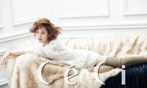 Ngắm Park Min Young cá tính với tóc ngắn