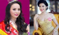 Những Hoa hậu Việt Nam từng bị chê 'kém sắc' Á hậu