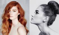 8 cách tạo kiểu tuyệt đẹp cho mái tóc dài mùa lễ hội