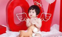 Ngắm vẻ đẹp thiên thần của bé được sinh bằng phương pháp thụ tinh nhân tạo