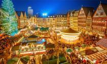 Ngất ngây trước 10 hội chợ Noel đẹp nhất trên thế giới