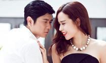 Vợ chồng Lưu Hương Giang tình tứ như thuở mới yêu