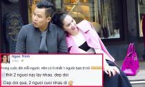 Fans không ngớt lời giục Khắc Tiệp cưới Ngọc Trinh