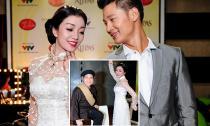 Phạm Thu Hà nhí nhảnh trong hậu trường 'Giai điệu tự hào'