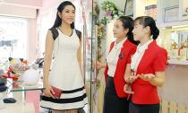 TMV Thủy Venus - Thiên thần sắc đẹp của hoa hậu Việt Nam