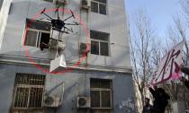 Tỏ tình thất bại vì dùng trực thăng tự chế để tặng quà