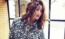 Kim Hee Sun sang trọng và quý phái trên tạp chí W Korea