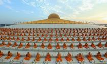 Wat Phra Dhammakaya - ngôi chùa triệu tượng Phật độc đáo nhất thế giới