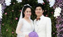 Vợ chồng Nhật Kim Anh bị mất điện 3 lần trong ngày cưới