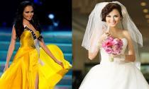 Sốc: Từng kết hôn, Diễm Hương bị chồng bỏ và lừa dối thi Hoa hậu Hoàn vũ