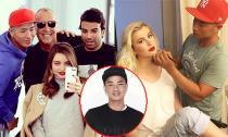 Chàng trai người Việt make up cho Miranda Kerr và loạt sao nổi tiếng thế giới