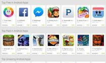 10 ứng dụng di động phổ biến nhất năm qua