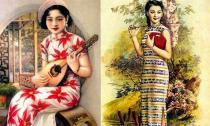 Ngắm vẻ đẹp quý phái của mỹ nữ Trung Hoa thời Dân quốc