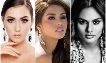 3 niềm hy vọng của châu  Á tại Hoa hậu Hoàn vũ 2014