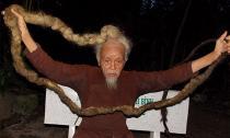 Những 'dị nhân' Việt có mái tóc đặc biệt
