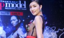 Hoa hậu Triệu Thị Hà Mặc váy xuyên thấu - Đẹp nổi bần bật giữa sự kiện