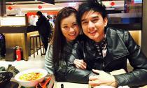 Vợ chồng Đan Trường khoe ảnh hạnh phúc đi du lịch Đài Loan