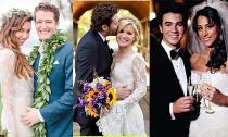 Điểm mặt những ngôi sao Hollywood kết hôn với 'thường dân'