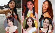'Khai quật' ảnh thời 'đen nhẻm' của dàn Hoa hậu Việt