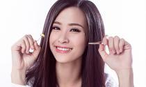 Phối phụ kiện theo từng kiểu tóc chuẩn như Đông Nhi