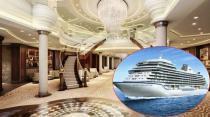 Khám phá nội thất con tàu du lịch gần 10 nghìn tỷ sang trọng nhất thế giới