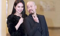 Đức Hùng bảnh bao với vest 'đọ dáng' cùng Hoa hậu Ngọc Anh