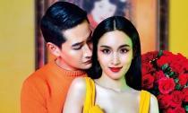 Pong Nawat đầy nam tính và quyến rũ bên Nong Poy