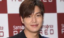 Lee Min Ho mặt tròn căng và ngày càng phát tướng